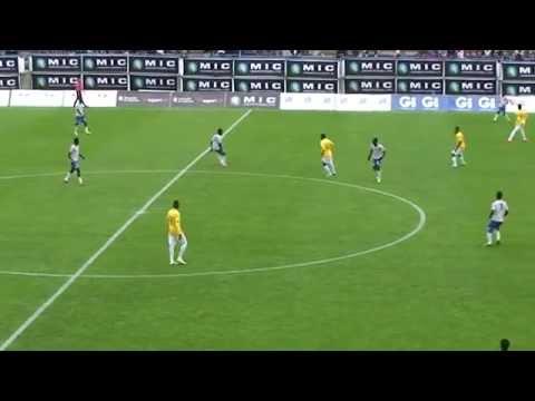 Brazil National Team vs Aspire Football Dreams Class B FINAL