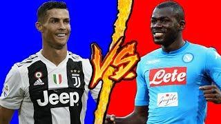 Juventus VS Napoli (2018) - Battaglia Rap Epica - Manuel Aski feat. Amendola Brothers