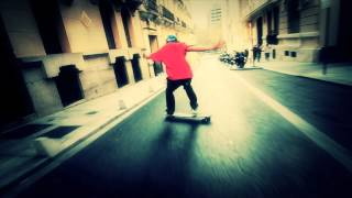 While Toti Sleeps - Bustin Boombox & EQ - Bustin Longboards NYC