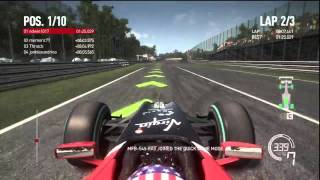 F1 2010 Online Race #5 - Italy
