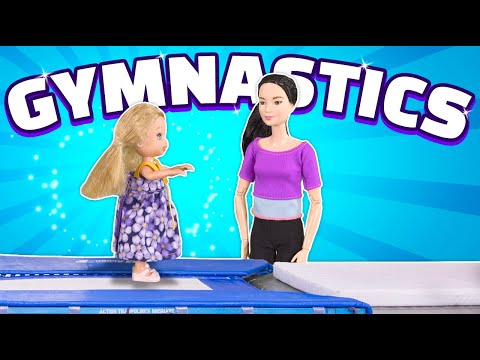 Barbie - Gymnastics for the Twins | Ep.124