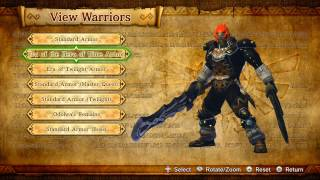 Hyrule Warriors - All Costumes