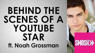 Noah Grossman (SMOSH) | Behind the Scenes of a YouTube Star