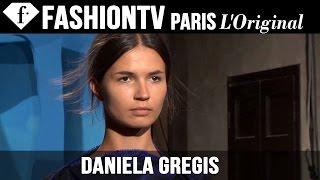 Daniela Gregis Spring/Summer 2015 | Milan Fashion Week PFW | FashionTV