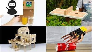 5 Amazing Things You Can Do at Home Compilation HD
