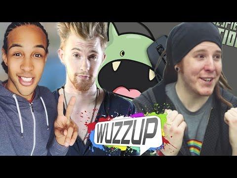 Porno Oder Youtube-star? - Ungespielt Mauspad - Apecrime Und Simondesue: Tv Total Event - Wuzzup!? video