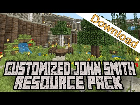 Monkeyfarm's Custom John Smith RESOURCE PACK - Download