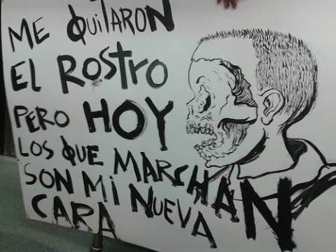 Discurso padres de familia, Ayotzinapa 22 de octubre 2014