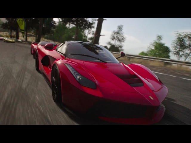 Driveclub LeFerrari Trailer
