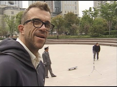 Jake Phelps RIP Andrew Allen Switch Ollie Disaster Moment