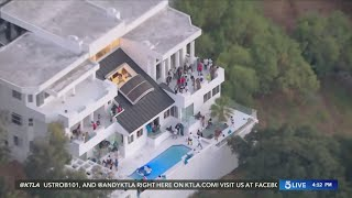 Mansion party in Beverly Crest leads to deadly shooting