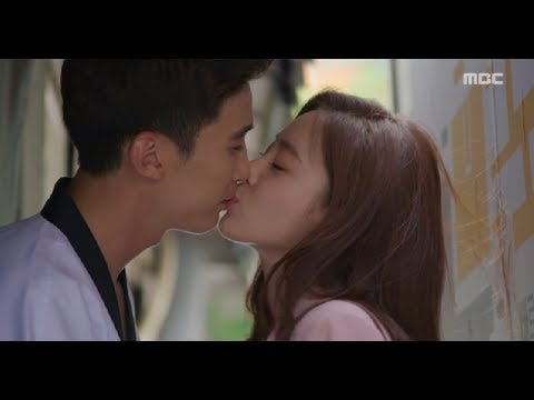 [All Kinds Of Daughters-in-law] 별별 며느리 17회 - EunJung And Kyungjoon Kiss 20170627
