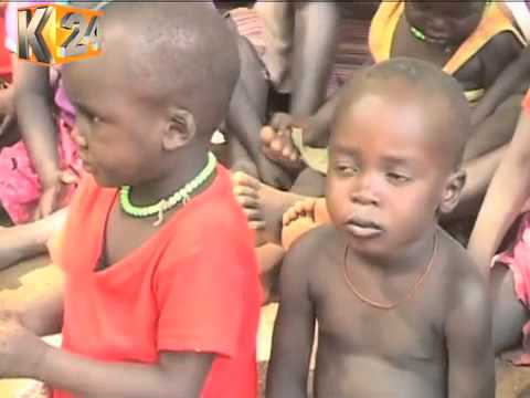 West Pokot County Worst Affected By Malnutrition, With 43.7% Of Children Being Malnourished