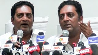 """What kind of Atrocity is this?"" Prakash Raj Slams Unreasonable practices in Tamil Cinema 