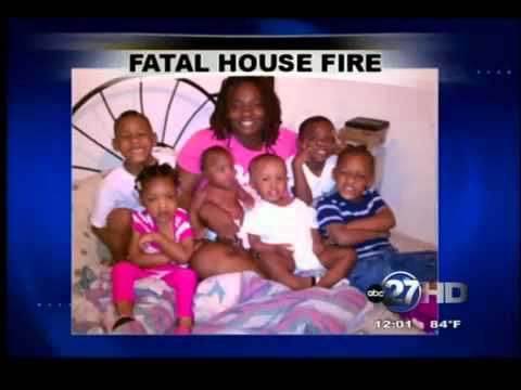 Funeral services announced for children killed in house fire