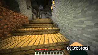 MineCraft SpeedRun #2 - Vertez - Parkour Sprint