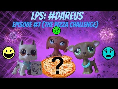 ❋Littlest Pet Shop: #DareUs (Episode #7: The Pizza Challenge)