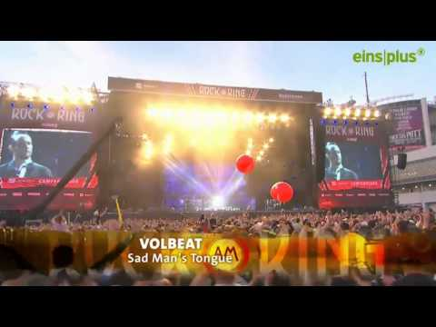 Volbeat - Ring of Fire Johnny Cash Cover (Rock Am Ring 2013 HD)