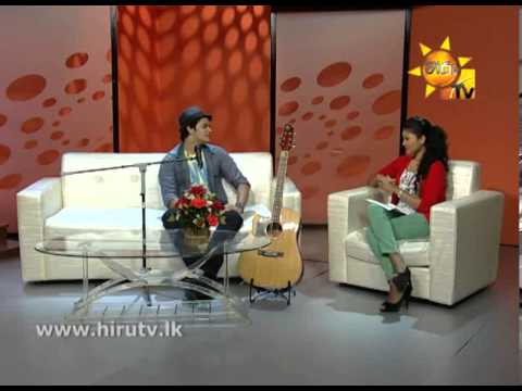 Gaurav Dagaonkar Interview With Hiru Tv Morning Show - 2014-01-31 video