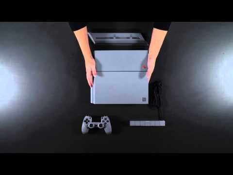EXCLUSIVE PS4 20th Anniversary Limited Edition UNBOXED | #20YearsOfPlay