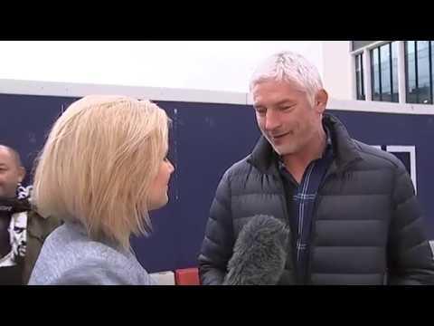'Go Joe!' - Kiwis in Cardiff ready to support Joseph Parker's showdown