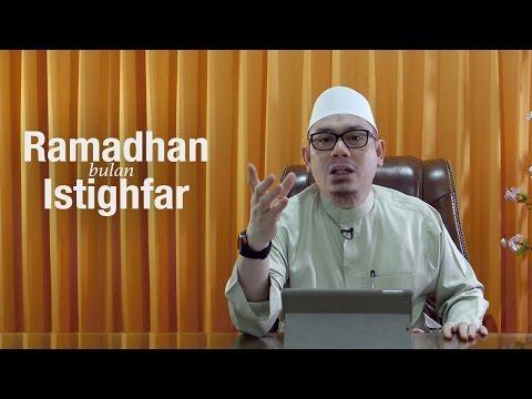 Ustadz Ahmad Zainuddin, Lc - Ramadhan Bulan Istighfar