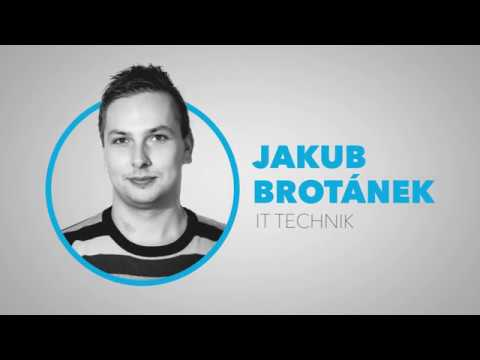 Jakub Brotánek –  IT technik