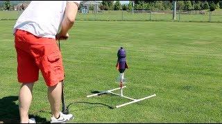 Making a Water Bottle Rocket Launcher | VQC