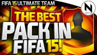 THE BEST 7.5K PACK EVER! - FIFA 15 LEGEND IN A PACK