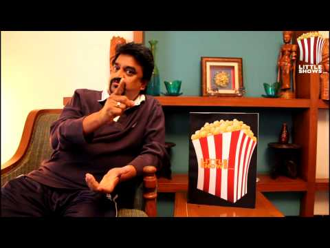 Actor Chinni Jayath Supports Littleshows Awards video