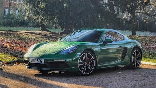 The Next Modification To My Porsche 718 Cayman S