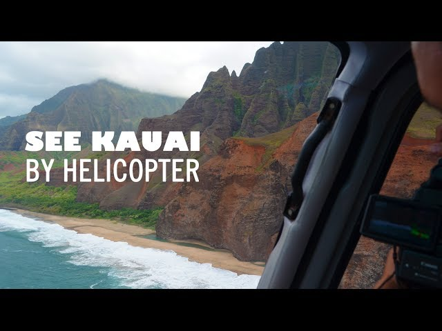 Things to do in Kauai, Hawaii - Island Helicopter Tour