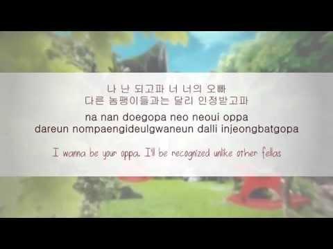 BTS 방탄소년단 - What Am I To You Lyrics [HAN/ROM/ENG] RAP MONSTER