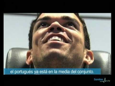 Vídeo de ejercicios para rehabilitación de rodilla, Pepe Real Madrid