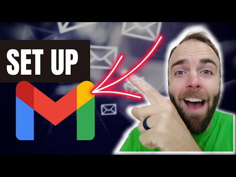 How to set up a Professional Business email through Gmail (Google Mail)