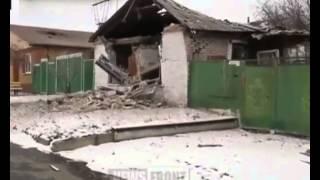 В прифронтовых селах на Луганщине гуманитарная катастрофа - (видео)