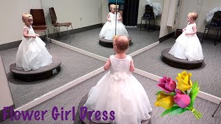 Twins Flower Girl Dress!