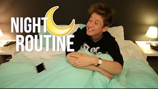 MY NIGHT ROUTINE 2017! | Jeroen v Holland