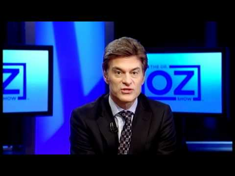 Dr. Oz talks about weight loss, new diet pill