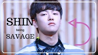 CROSS GENE (????) - SHIN WON HO ??? BEING SAVAGE