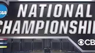 Tortilla Thrown at NCAA championship 2019