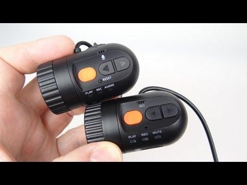 A8 Car DVR - H264 mini car dash cam - Review