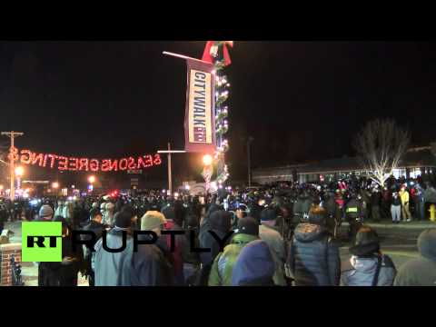 USA: Ruptly journalist detained in Ferguson