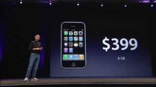 WWDC San Francisco 2008-iPhone 3G Introduction (Pt. 2)