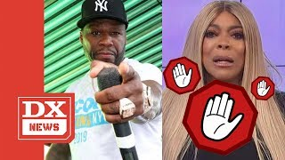 50 Cent Blocks Wendy Williams At The Door And Refuses To Let Her In His Tycoon Party
