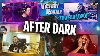 DARK MODE LUPO RETURNS! HE WENT TOO FAR?! (Fortnite: Battle Royale)