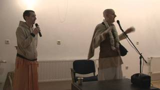 2008.05.13. Peace and Prosperity, HG Sankarshan Das Adhikari - Kaunas, Lithuania
