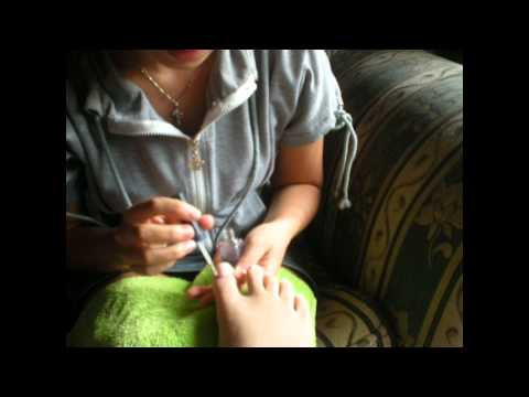 procedimiento para hacer manicure o pedicure.wmv