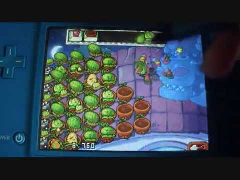 Plants vs. Zombies (DS) Part 36 - Final level
