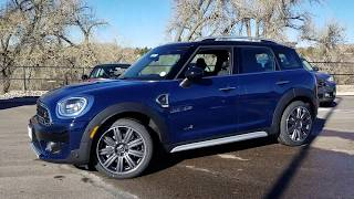 2019 Countryman S ALL4 Lapisluxury Blue Masterpiece Wheels